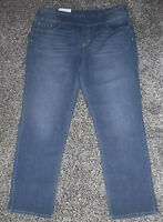 NWT Womens North Crest Straight Jeans Size Large