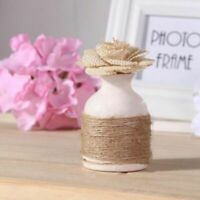 100M Mts Soft Natural Brown Jute Hessian Burlap Rustic Twine Sisal String Cord