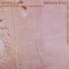 Eno Brian Apollo Atmospheres & Soundtracks CD
