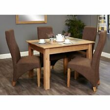 MoBEL Fixed Rectangular Table & Chair Sets
