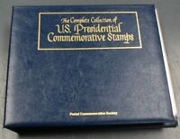 Complete Collection of US Presidential Commemorative Stamps Washington-Clinton