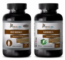 Antiaging products - GRAVIOLA – ANTI WRINKLE COMBO 2B - graviola fruit extract