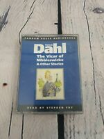 AUDIO CASSETTE - ROALD DAHL THE VICAR OF NIBBLESWICKE & OTHER STORIES