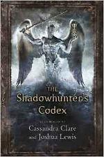 El Códice de los cazadores de Sombras (los Instrumentos Mortales), Nuevo, Clare, Cassandra Libro