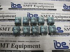 Lot of 10 Omron General Purpose Relay -LY2NJ