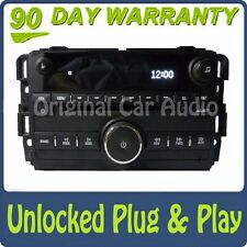UNLOCKED GMC Radio AUX MP3 CD Disc Player US8 iPod 20935118 Stereo OEM Receiver