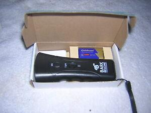 Bark Begone Devices, Ultrasonic Dog Bark Deterrent, Training Kit, 70Ft