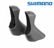 Shimano 6800 & 5800 Rubber Lever Hoods / Covers, Brake / Gear STi Shifter, Black