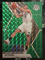Joe Harris 2019-20 panini mosaic Green Prizm basketball