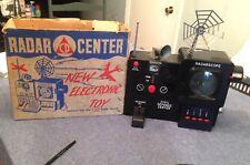 'Civil Defense Radar Center' - Electronic Toy    - Super RARE -  Cold War Toy