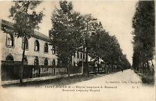 CPA Saint-Dizier - Hopital temporaire de Brunswick (368336)