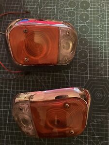 MG Magnette Woleslwy 16/60 Indicator and Sidelight units NOS