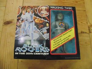 Buck Rogers in the 25th Century Walking Twikki  Vintage Mego Boxed