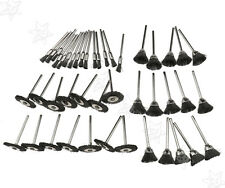 45pcs Steel Wire Wheel Pen Cup Brushes Set Mix Brush Tool For Rotary