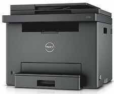 New Dell E525w All-in-One Laser Color Wireless Printer Wi-Fi Print Scan Copy Fax