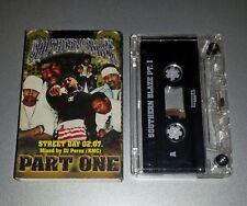 SOUTHERN BLAZE - Part One TAPE 2001 Promo Tape +RAR+ Juvenile Lil Wayne Nelly