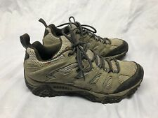 New listing Merrell Womens Moab 2 Low Hiking Waterproof Dusty Olive Shoes US 8.5