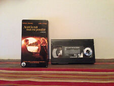 Before sunset / avant la nuit tout est possible VHS tape & sleeve FRENCH