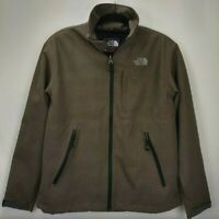 The North Face Mens Gore Tex XCR Summit Series Softshell Jacket Coat Small Brown