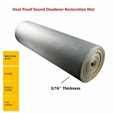 Car Noise Deadener Thermal Proof - Block Heat Pad Sound Insulation 58''x39''