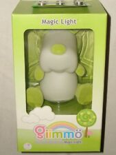 NIB GIIMMO SPARKY THE SCHNAUZER GREEN/WHITE RECHARGABLE PORTABLE NIGHT LIGHT