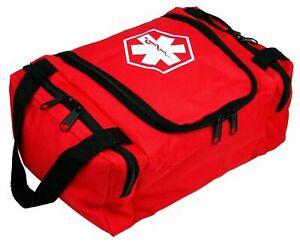 Mini First Responder Paramedic Trauma Jump Bag - Red