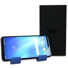 Téléphones mobiles bleus LG avec octa core