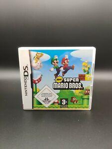 New Super Mario Bros - Nintendo DS Spiel - European Version OVP