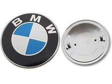 BMW 82mm Hood/Trunk Emblem Replacement Front  Badge/Roundel  Sign E46 E30 E90