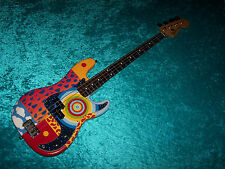 Fun  Fender Mexican Precision Bass standard MIM Mexico guitar vintage design