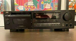 JVC TD-V531 3 Head Dolby HX Pro Closed Loop Dual Capstan Cassette Deck