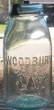 1/2 Gallon WOODBURY WGW (MONOGRAM) in Aqua