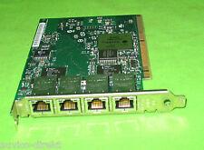 Intel PRO/1000 4-Port Server Adpater MT C32199-004 PCI-X RJ-45
