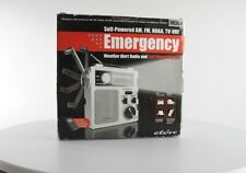 Eton Emergency Weather Alert Radio/Cell Phone Charger - Silver (FR300)