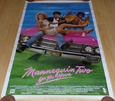 MANNEQUIN TWO 2 ON THE MOVE 1991 ORIGINAL ROLLED 1 SHEET MOVIE POSTER
