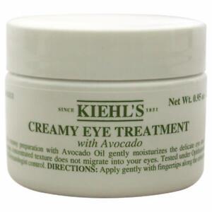 Creamy Eye Treatment with Avocado by Kiehls for Unisex - 0.95 oz Eye Treatment