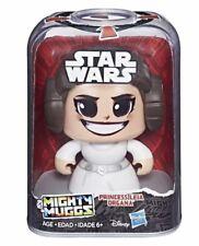 A6 Star Wars Mighty Muggs Princess Leia Organa 04 Action Figure 2017 3 Faces