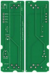PITCH SLIDER PCB FITS TECHNICS SL1200 SL1210 MK2 UPGRADED MODIFIED  RJB1561A-1