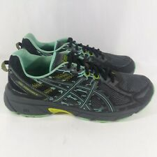 Asics 'Gel-Venture 6' Athletic Running Shoes Sneakers EUC Womens 9.5D Wide