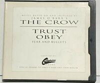Trust Obey Fear and Bullets Rare 1994 Original Private Press Industrial CD Album