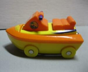 DIEGO DORA the Explorer Take Push Along and N Play Diecast MAGNETIC BOAT Vehicle