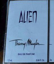 Alien by Thierry Mugler EDP 1.2ml each Spray Samples