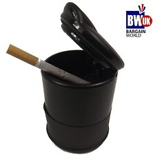 CAR VAN ASHTRAY ASH TRAY TRAVEL CIGARETTE HOLDER FIREPROOF SMOKE CUP AC31