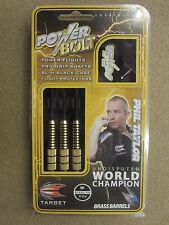Target Phil Taylor Power Bolt 22g Steel Tip Darts 200280 w/ FREE Shipping