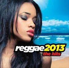 Reggae 2013 Various Artists MUSIC CD