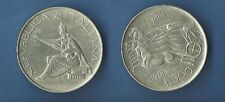 ITALIA LIRE 500 ARGENTO SILVER CENTENARIO SPL+ PREZZO  REGALO ANNO 1961