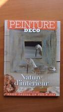 LOISIRS CREATIFS - DECORATION / PEINTURE DECO : NATURE D'INTERIEUR - 30 %