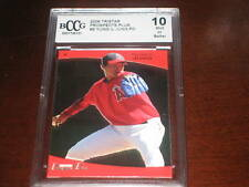 2006 TRISTAR YUNG-IL JUNG ROOKIE CARD BCCG 10 MINT