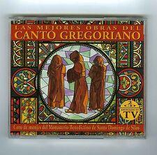 2 CDs MONASTERIO SANTO DOMINGO DE SILOS LAS MEJORES OBRAS DEL CANTO GREGORIANO