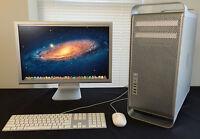 UPGRADED QUAD CORE Apple Mac Pro 16GB RAM + 1TB HD + (2x2.66 GHz Intel Xeon)